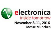 2016 Munich International Electronic fair