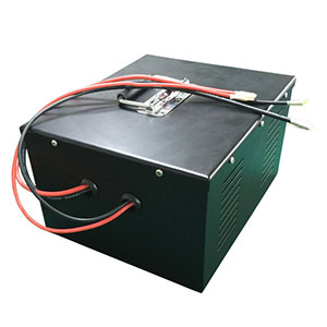 48V 30Ah AGV Car battery