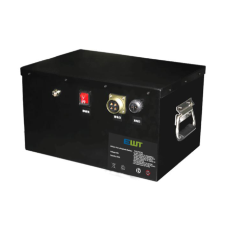48V 50Ah Rail detection car battery