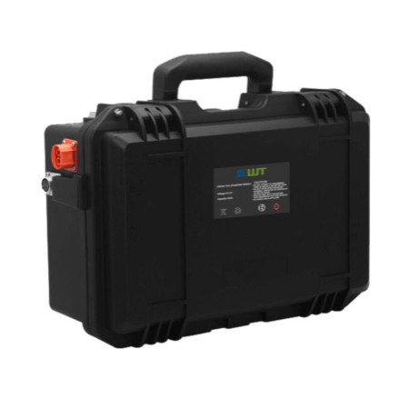 51.2V 40Ah Rail detection car li-ion battery