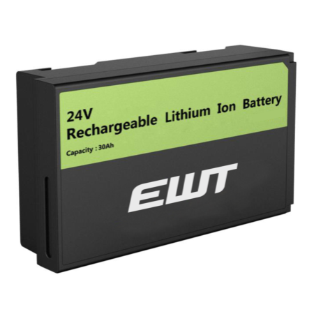 24V 30AH Car-carry UPS battery