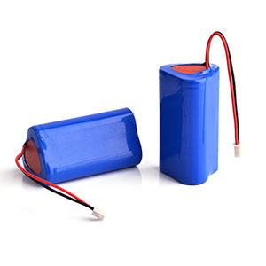 11.1V 2600mAh Medical machine battery
