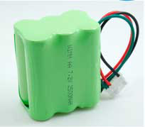 7.2V 2500mAh Ni-Mh battery