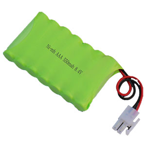 8.4V 550mAh RC toy battery